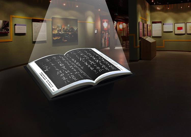 Interactive Projection Book Nantong Chariot Information
